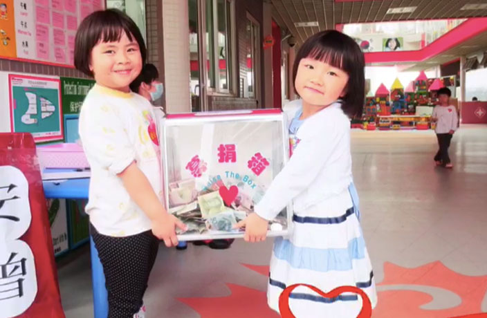 Meet the Organization Serving Underprivileged Students in China