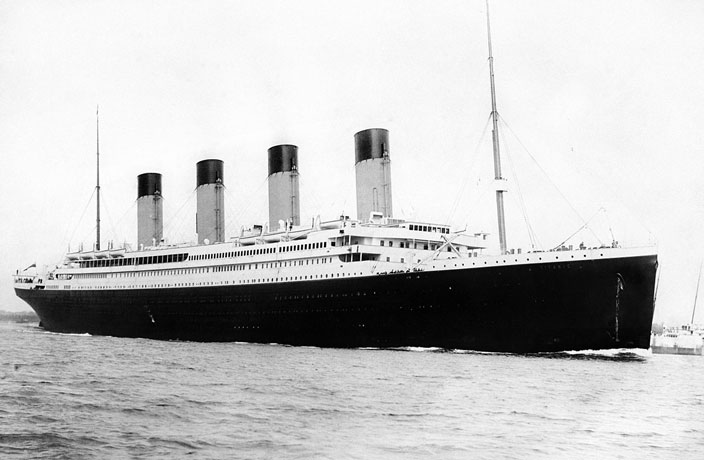 New Film 'The Six' Tells Untold Titanic Chinese Survivors' Story