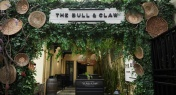 Check Out the Bull & Claw's New Look Boho Chic Garden