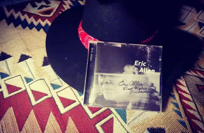 Album Review: Beijing-based Eric Allen's Self-Titled Debut Album