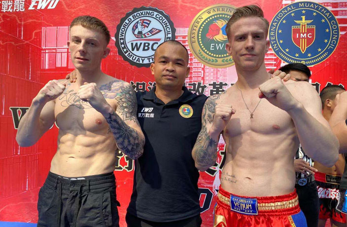 I Competed in a Pro Muay Thai Competition in China… and Lived to Tell the Tale