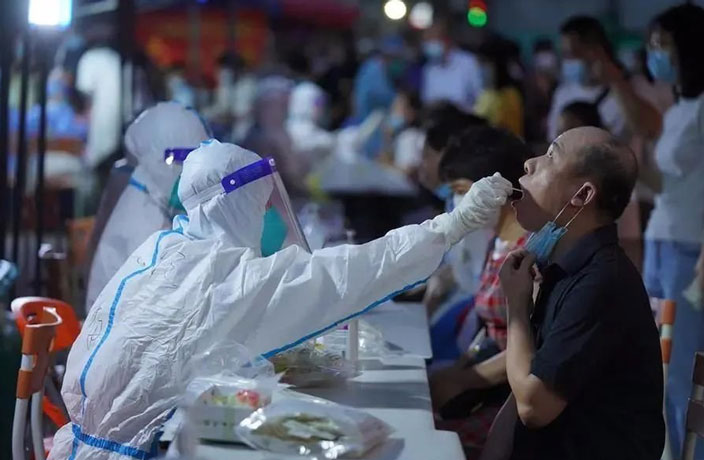 Guangzhou Records 15 New Local COVID-19 Cases