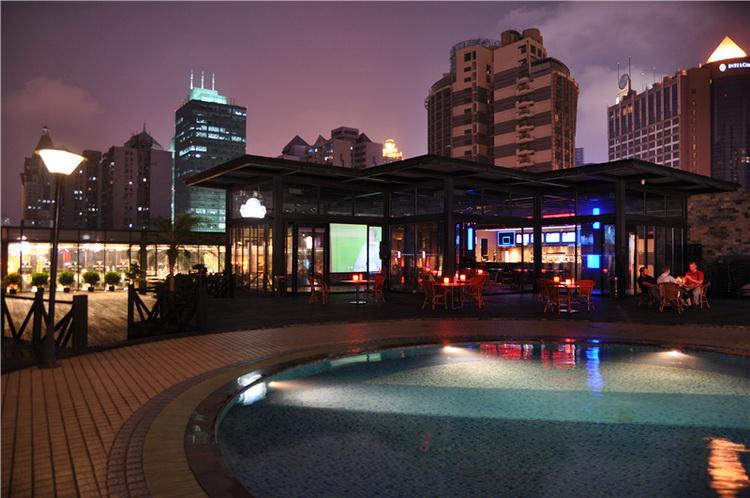 Shanghai 39 S Best Pools 2015 That S Shanghai