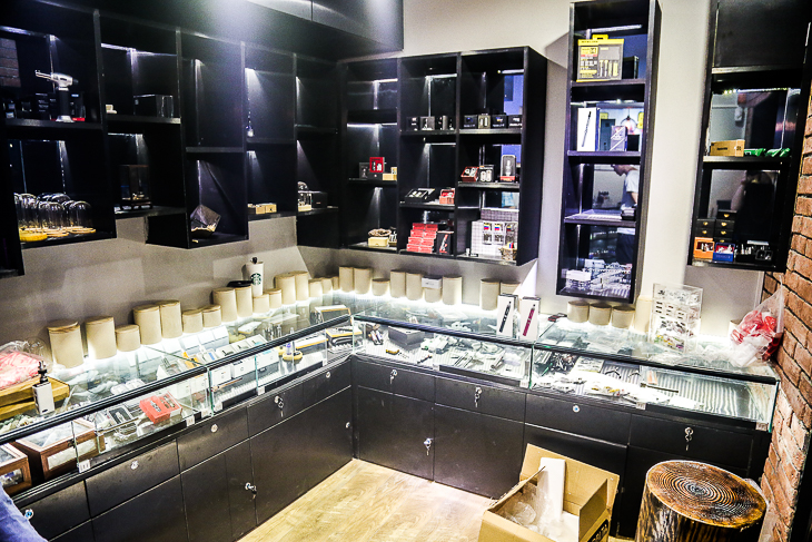 Shanghai gets its first shop dedicated to vaping – That's Shanghai